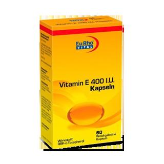 ویتامین ایی یورو ویتال
