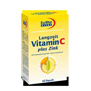 ویتامین سی پلاس زینک