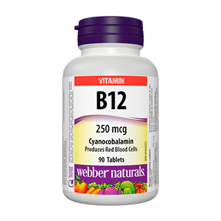ویتامین ب 12 وبرنچرال